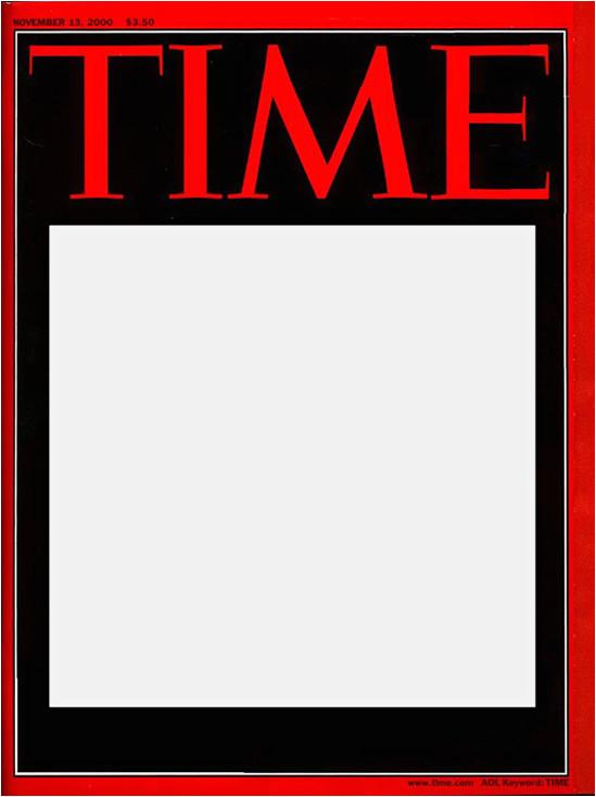post blank magazine cover design 40436