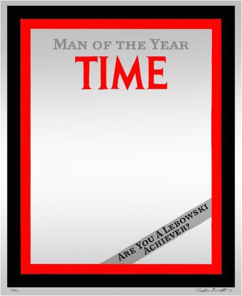 man of the year art print by chester burnett