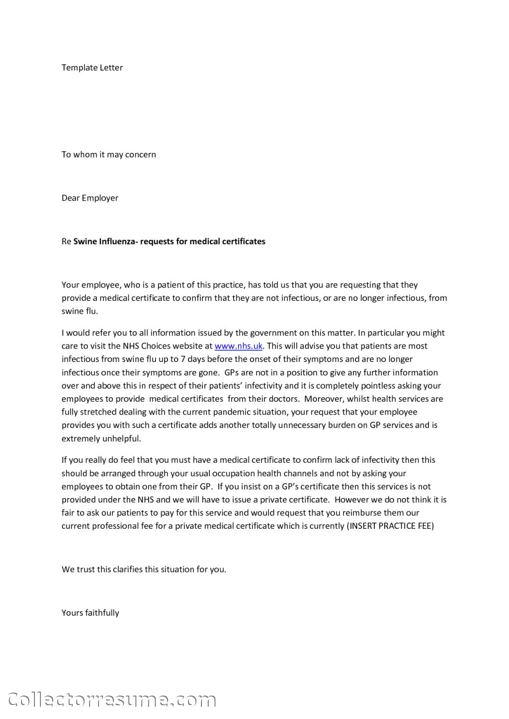resume cover letter samples to whom it may concern