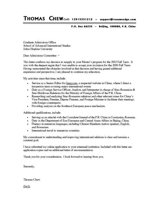To whom Should I Address My Cover Letter to whom Should I Address My Cover Letter Cover Letter