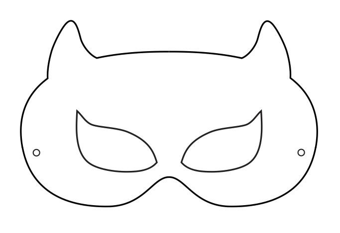 post free superhero mask template printable 150391