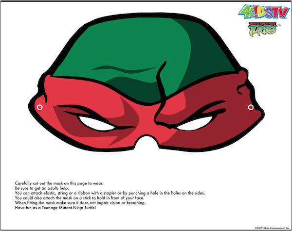 Tortoise Mask Template Red Ninja Turtle Face Www Imgkid Com the Image Kid Has It