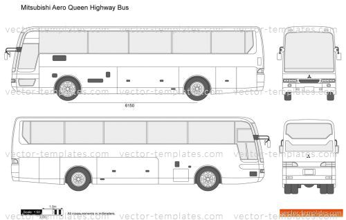 post city bus template 97937