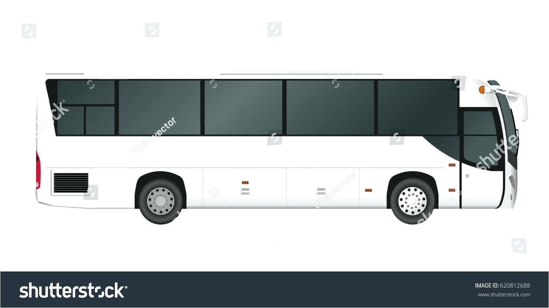 tour bus design template