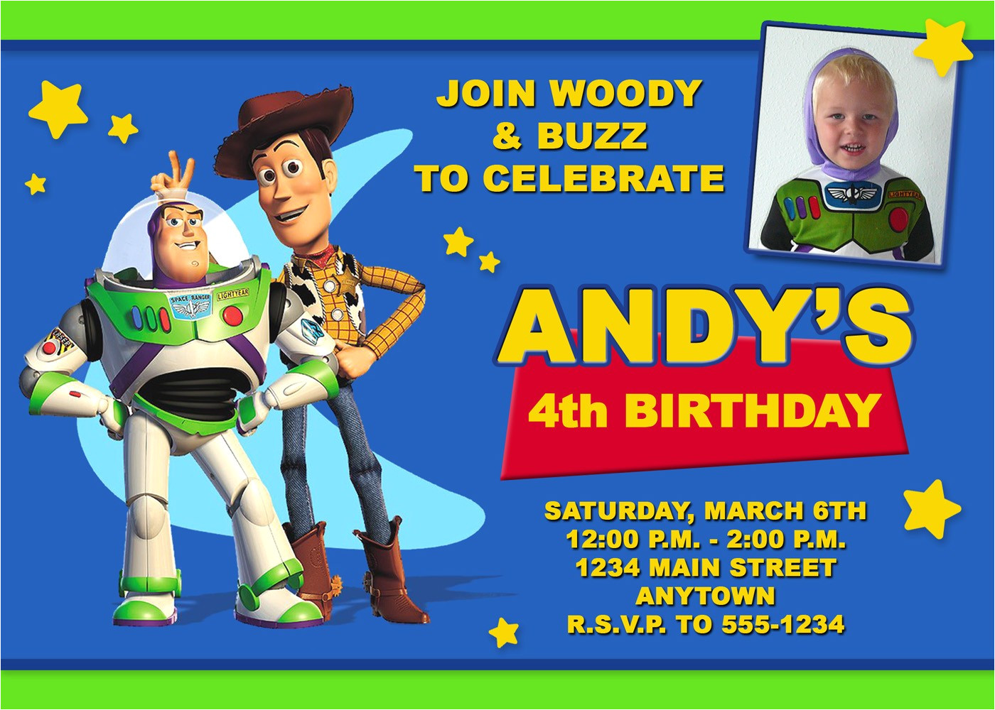 post free printable toy story invitations 327279