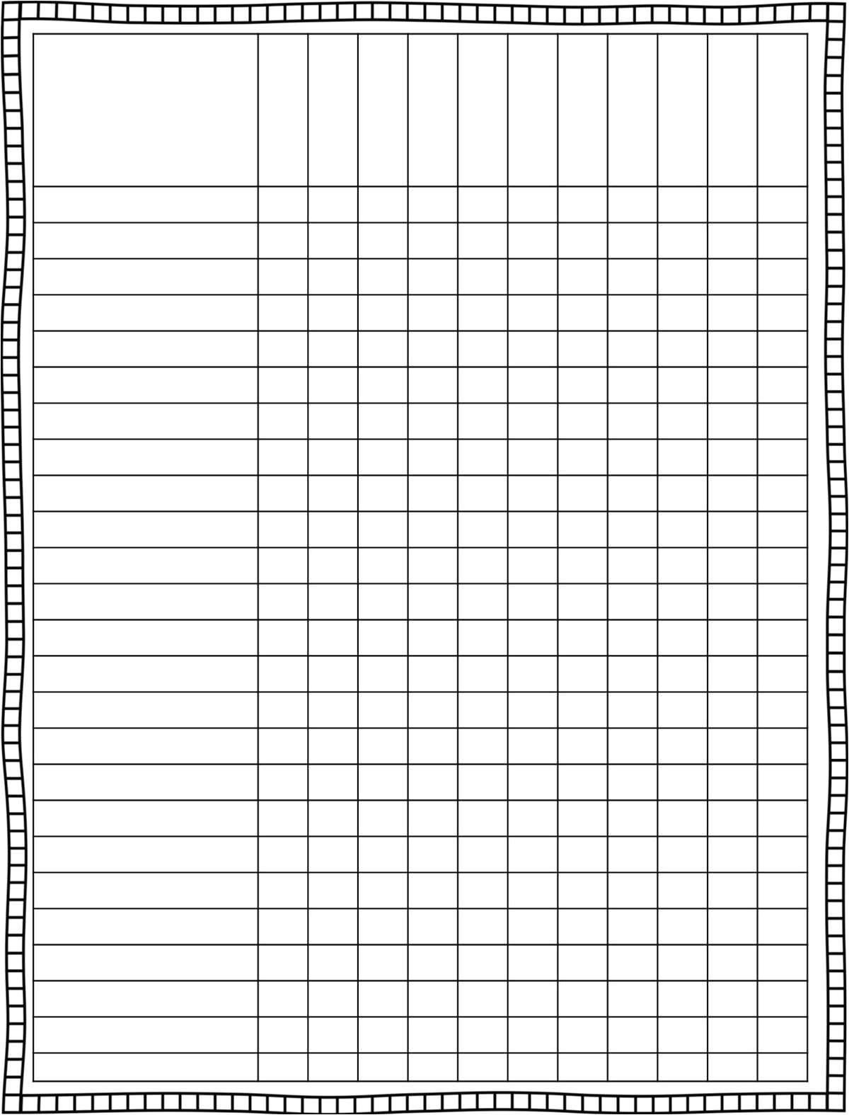 Tracking Sheet Template for Teachers Classroom Schedule Template for Teachers Finally A Cute