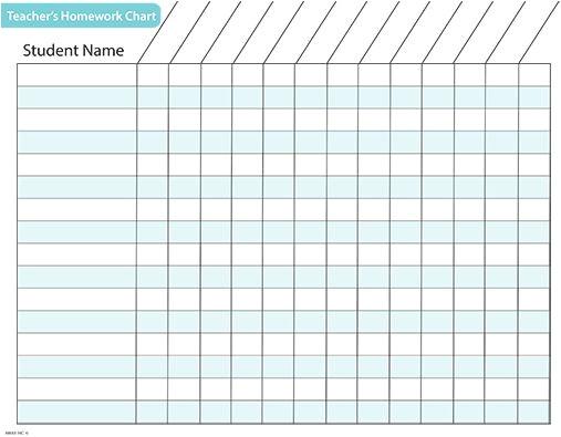 Tracking Sheet Template for Teachers Teacher Homework Tracker Buy Essay Cheap