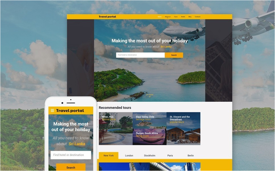 html template 57801
