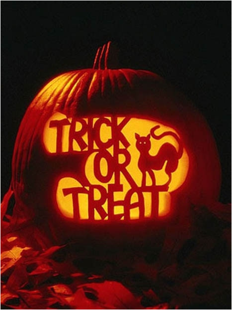 trick or treat jack o lantern