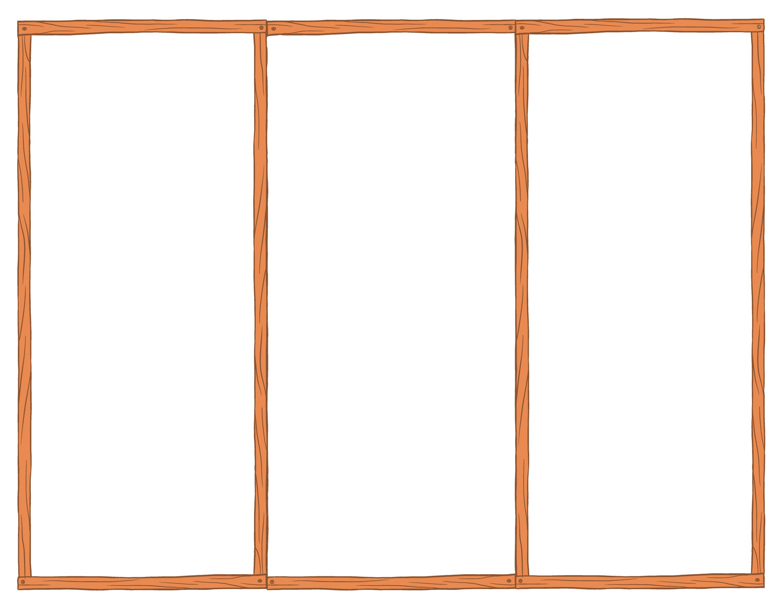 Trifolds Templates Free Tri Fold Brochure Templates Blank Printables