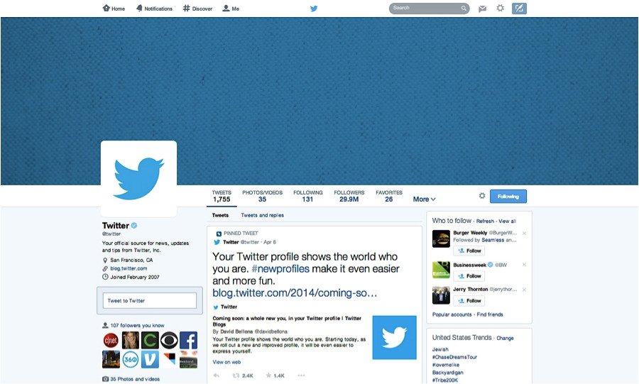 twitters newest update enhanced profiles tools better engagement