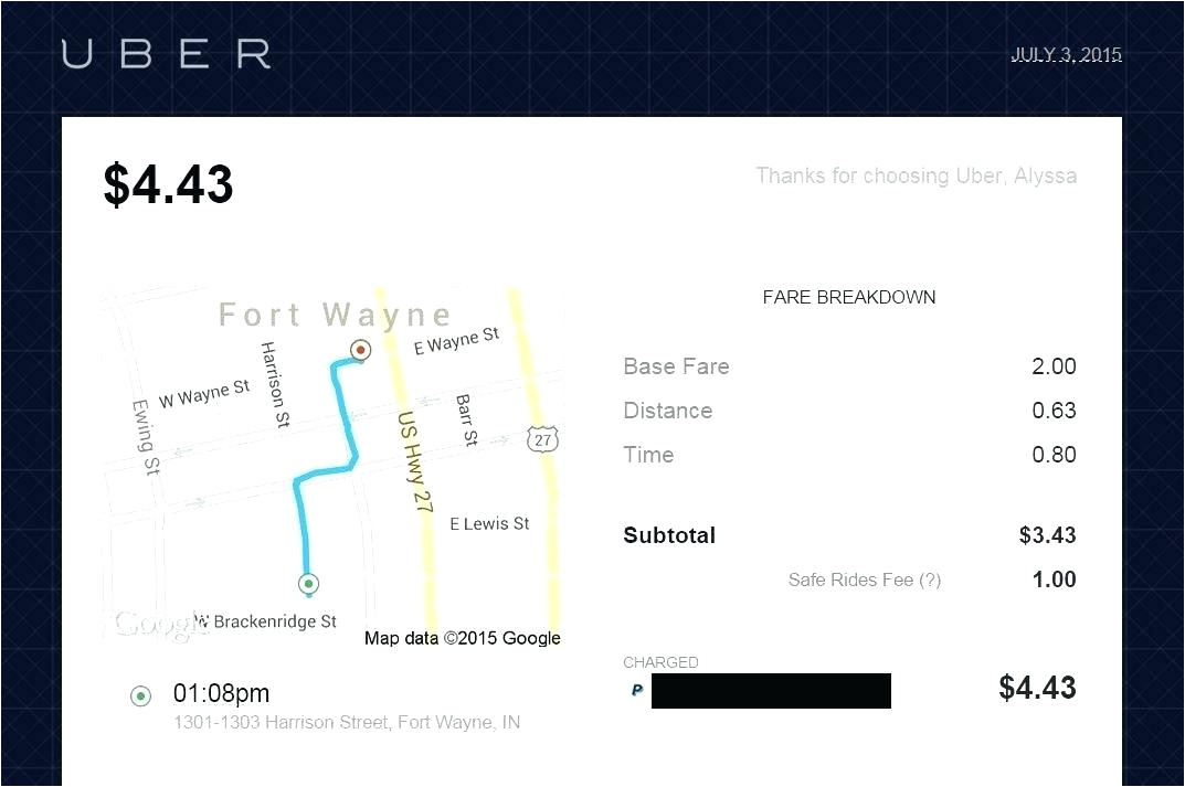 uber receipt does give receipts this was the receipt email after an ride does driver give uber receipts template