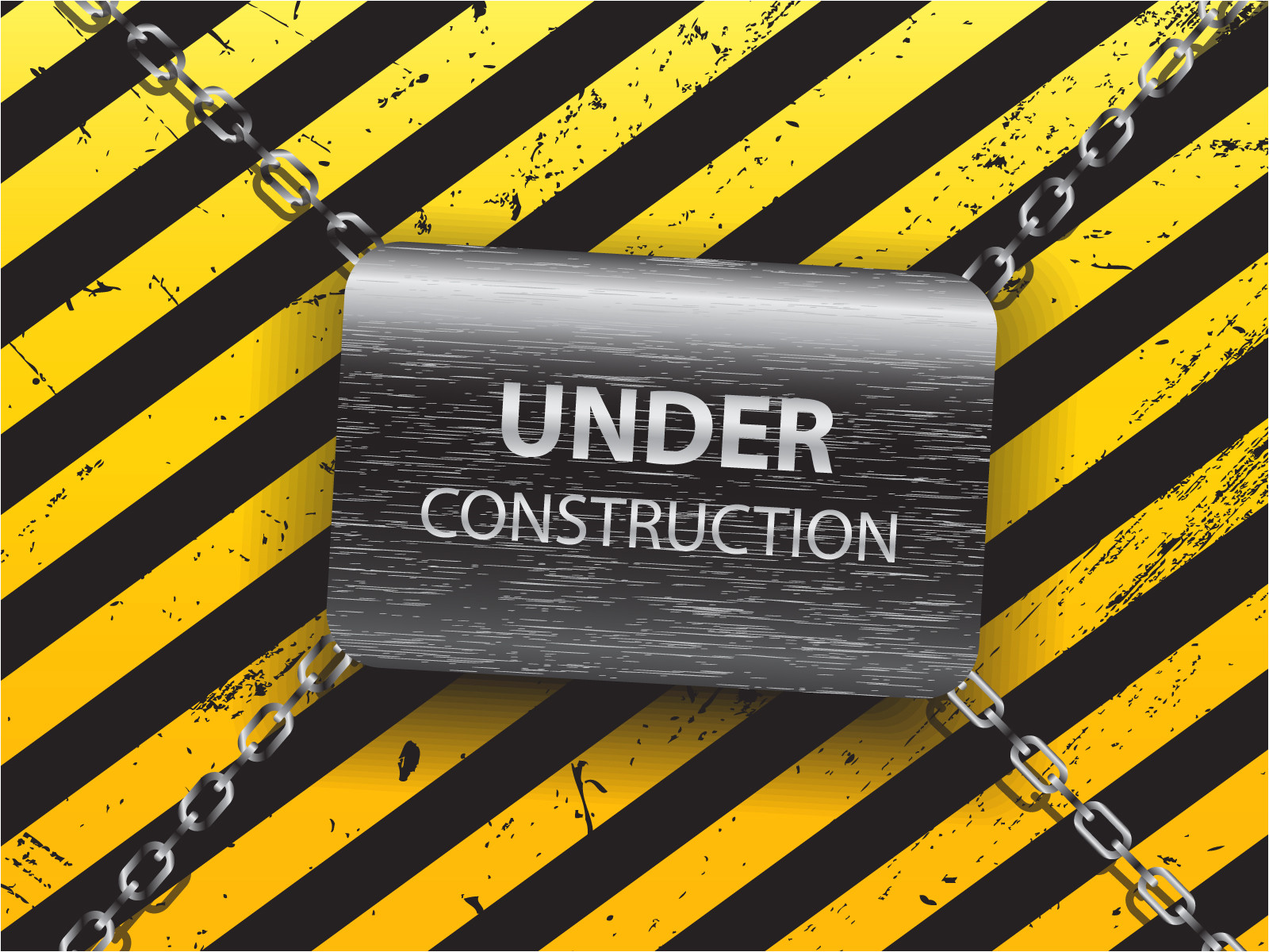 1547 under construction ppt template backgrounds