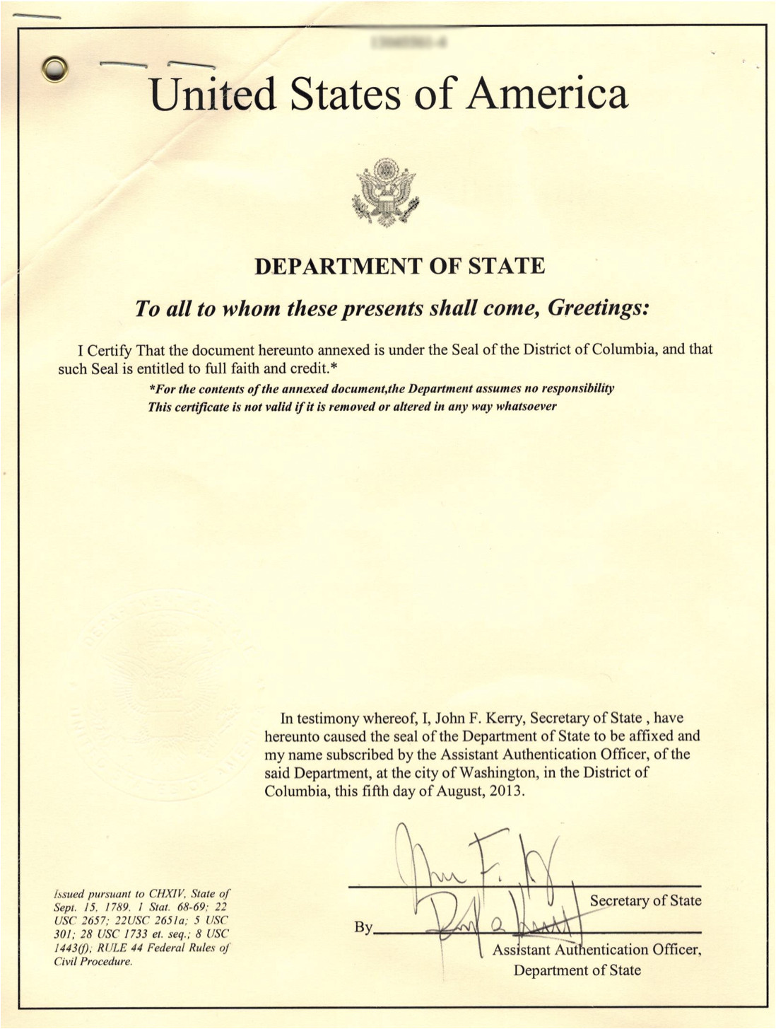 Us Department Of State Authentications Cover Letter Florida Apostille Cover Letter Example Udgereport270 Web