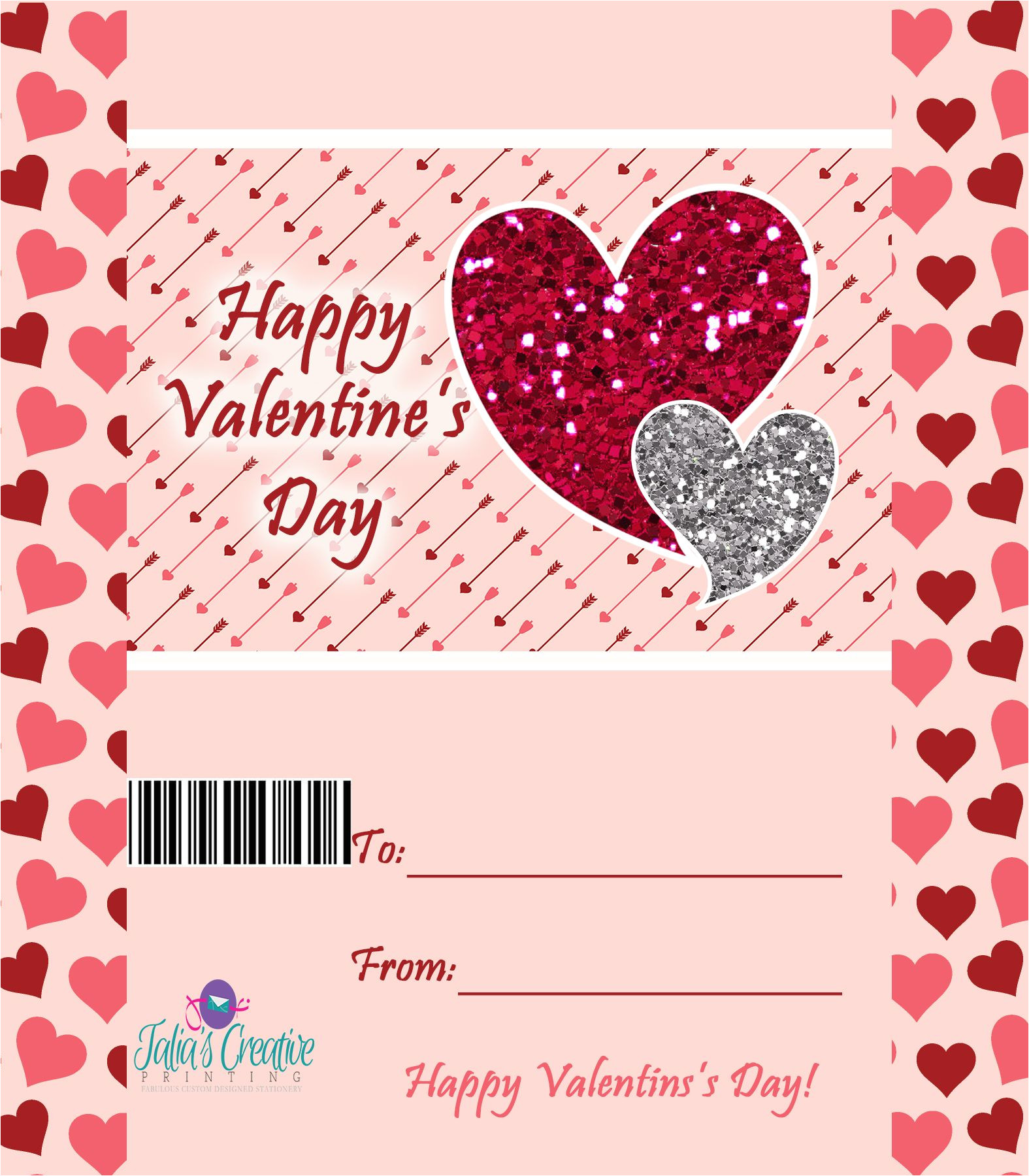 Valentine Candy Bar Wrapper Templates Valentine 39 S Day Candy Bar Wrapper Free Printables