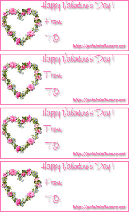 post valentine s gift tags printable template 244200