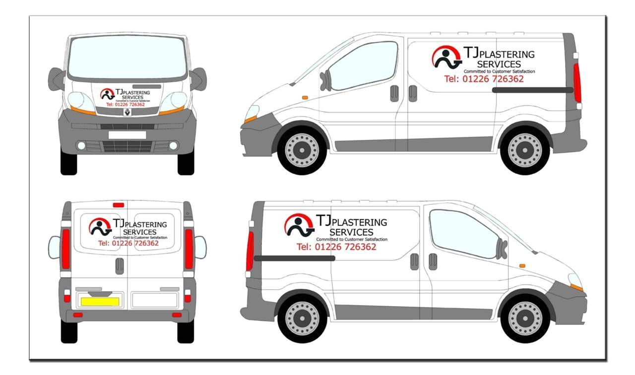 Van Sign Writing Templates Vehicle Graphics Sign Writing Van Signing D I Y Lettering