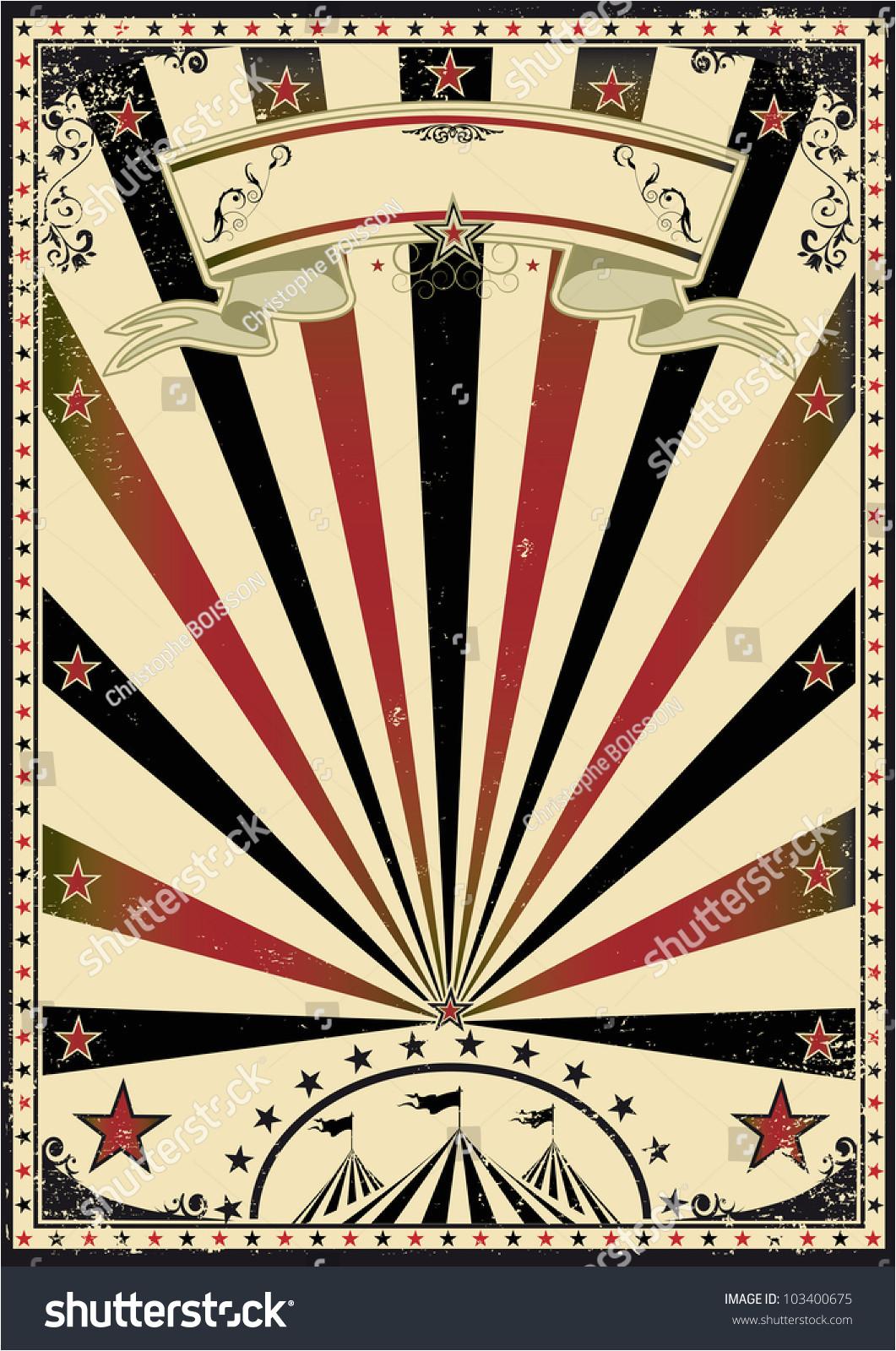 collectionvdwn vintage vaudeville poster