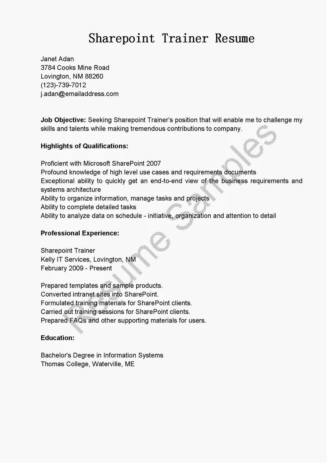 Vba Developer Resume Sample Vba Developer Resume Resume Ideas
