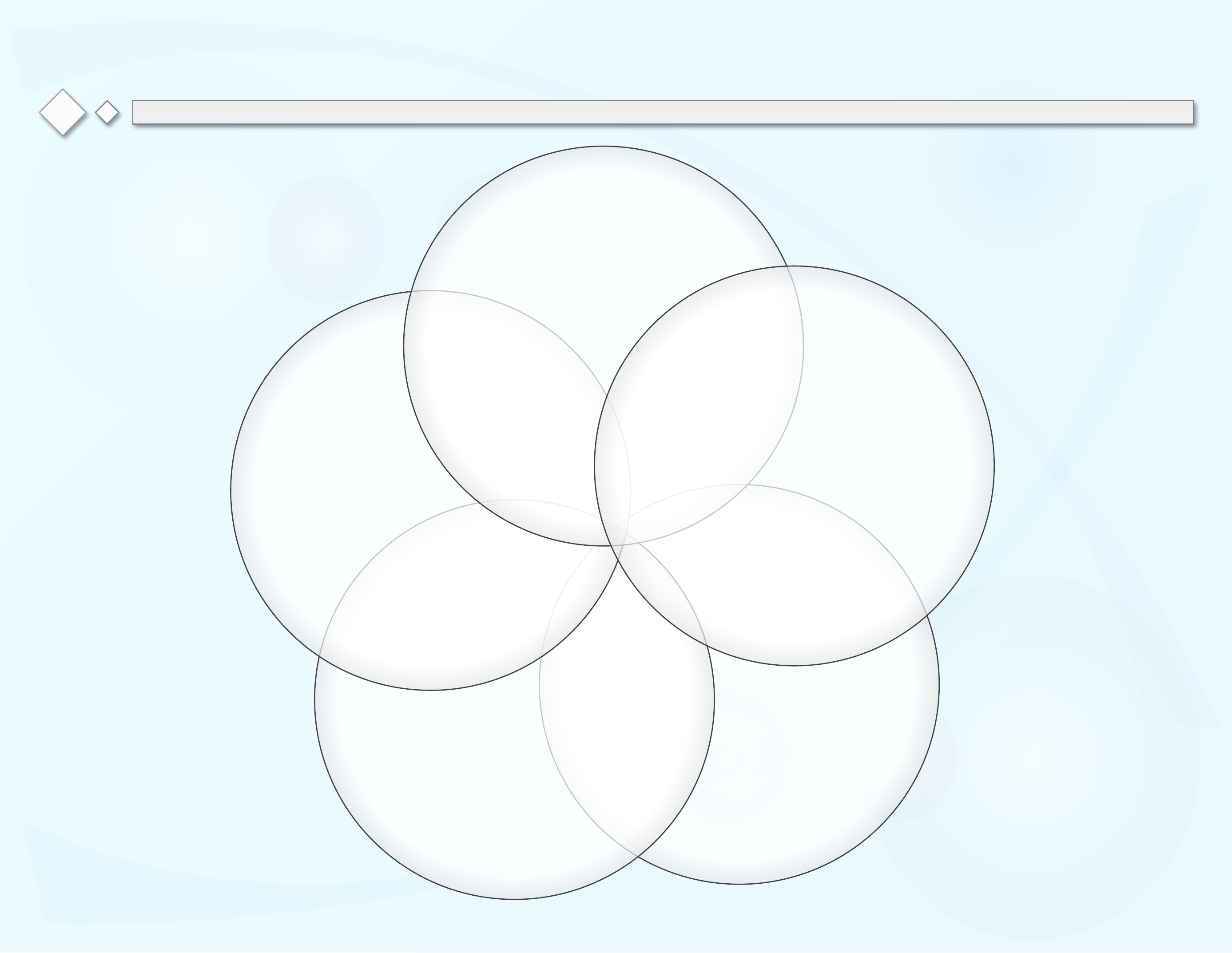 Venn Diagram 5 Circles Template 6 Circles Venn Diagram Template Free Download
