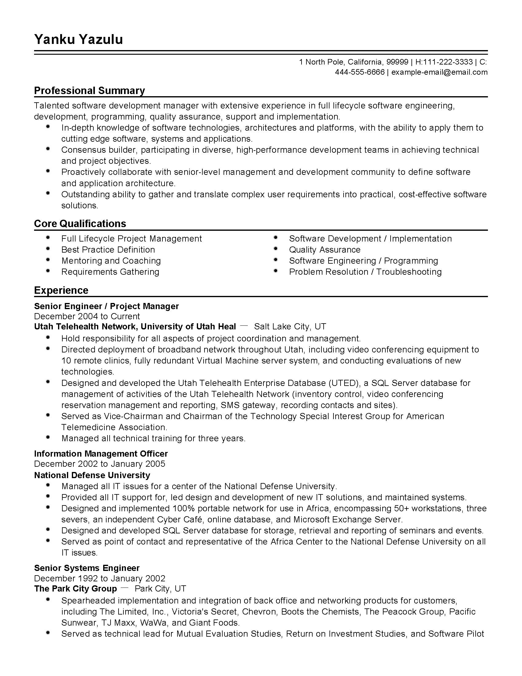 victoria secret resume