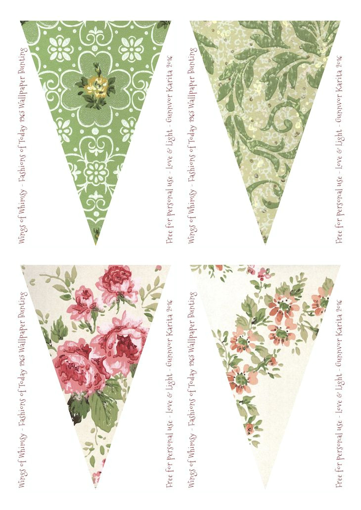 banners bunting
