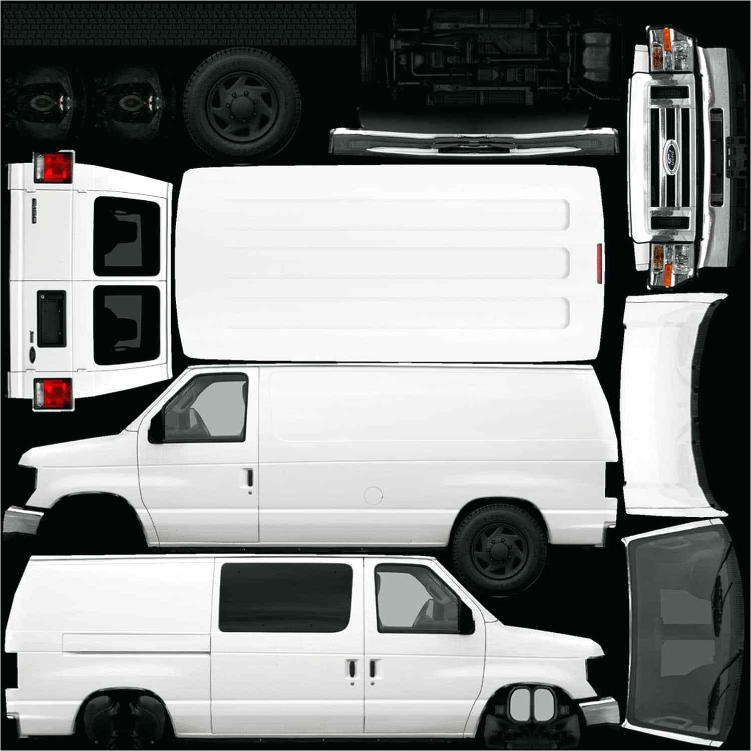 vehicle lettering template