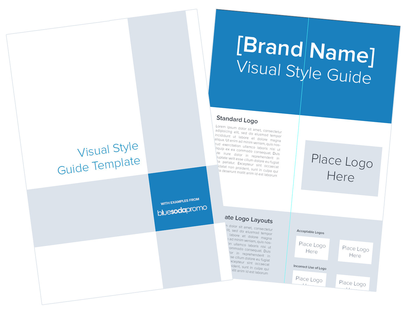 Visual Style Guide Template How to Create A Brand 39 S Visual Style Guide Template