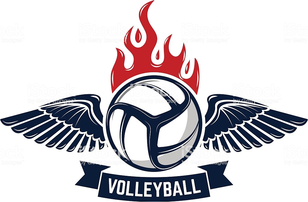 volleyball tournament emblem template design elements gm539326742 96114067