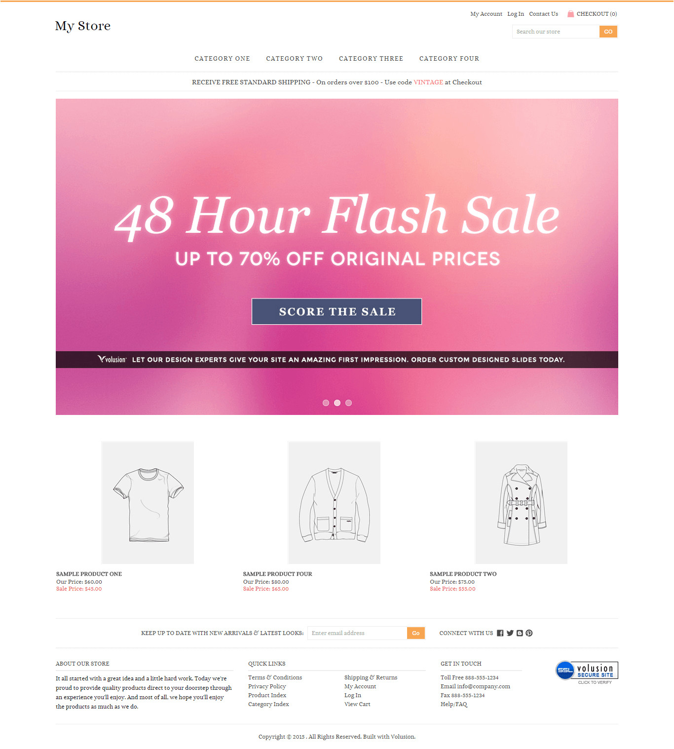 Volusion Responsive Template Volusion Cherish 2 0 Responsive Template Rijalda Com