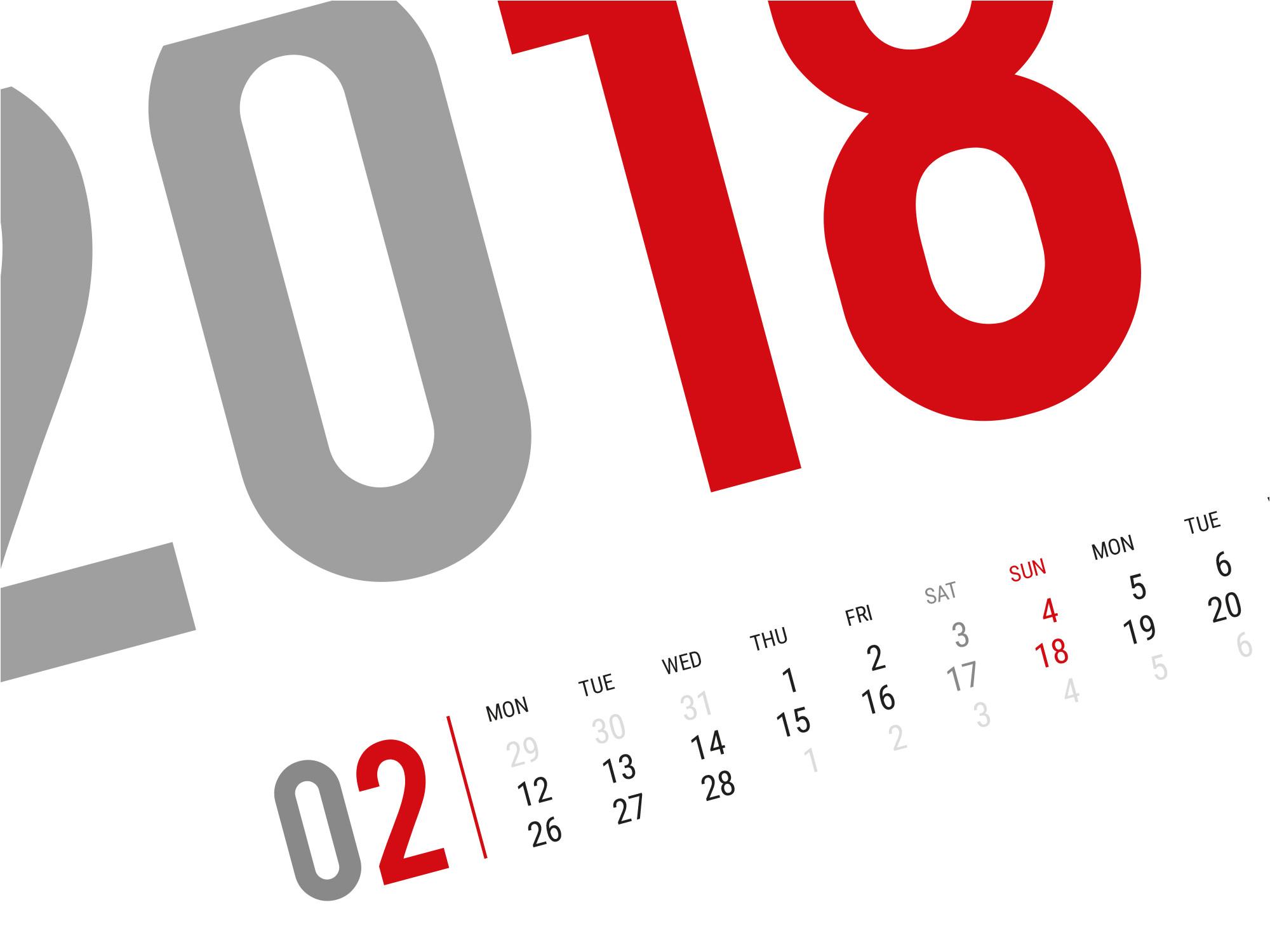 desk calendar kb20 w3 template
