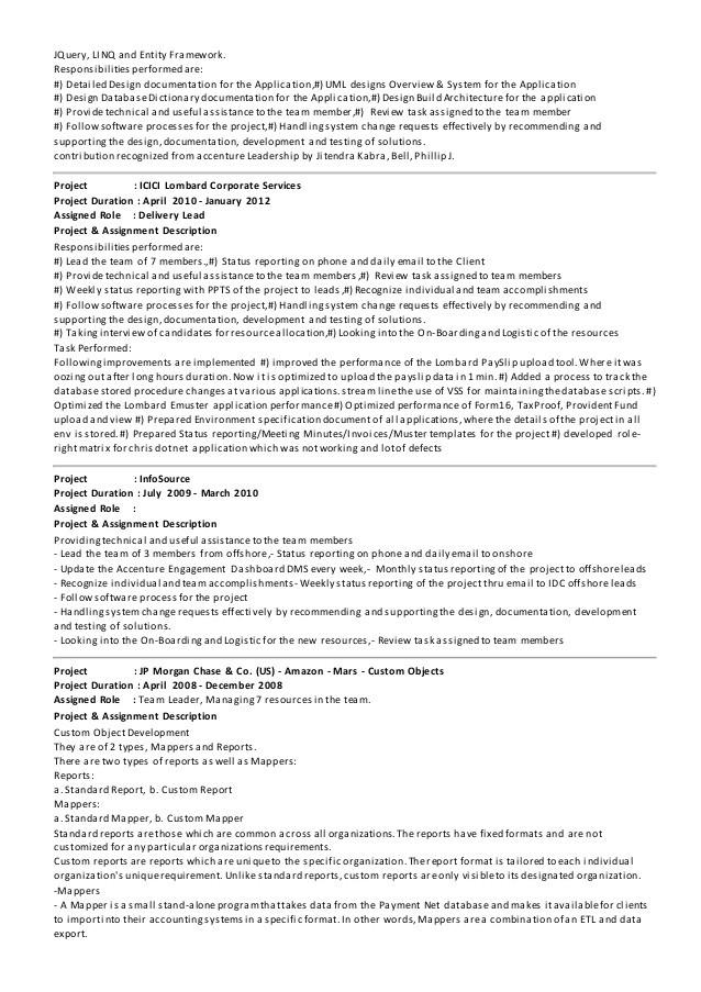 Wcf Resume Sample asp Net Mvc Resume Christiantoday Info