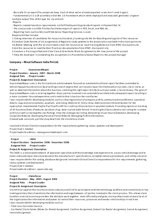 tejaswi desai resume asp dot net wpf wcf mvc linq agile 44848045