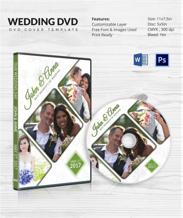 psd wedding templates