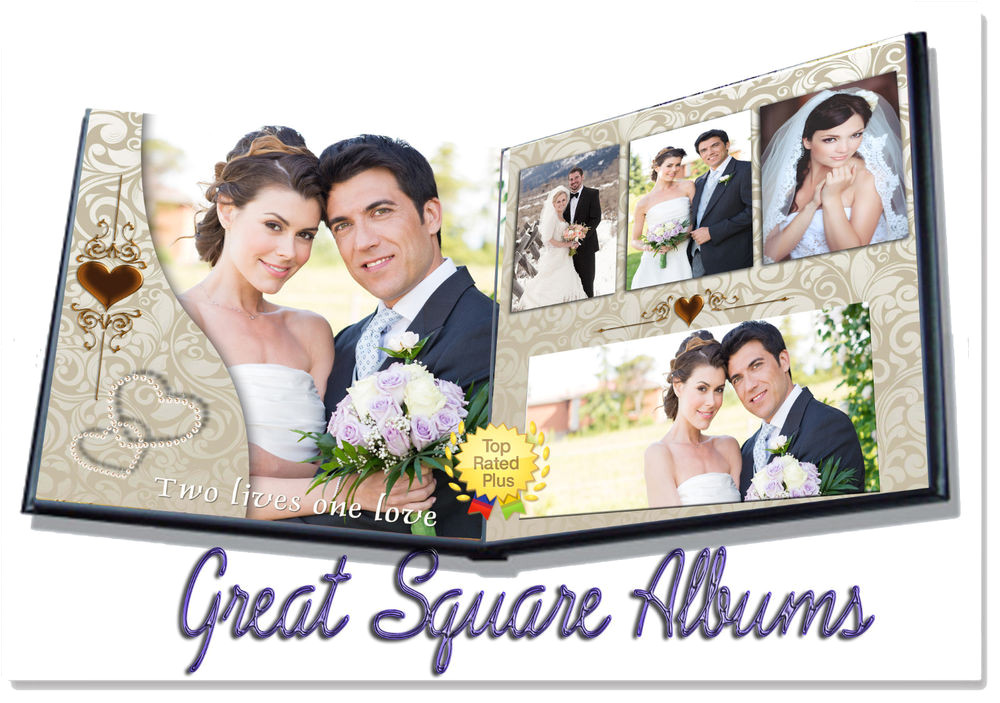 post photo album templates for photoshop 104057
