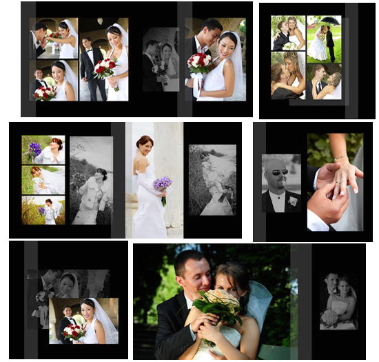 Wedding Photo Album Templates In Photoshop 17 Wedding Psd Templates Images Free Photoshop Wedding