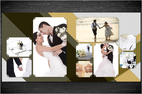 wedding album design templates to download