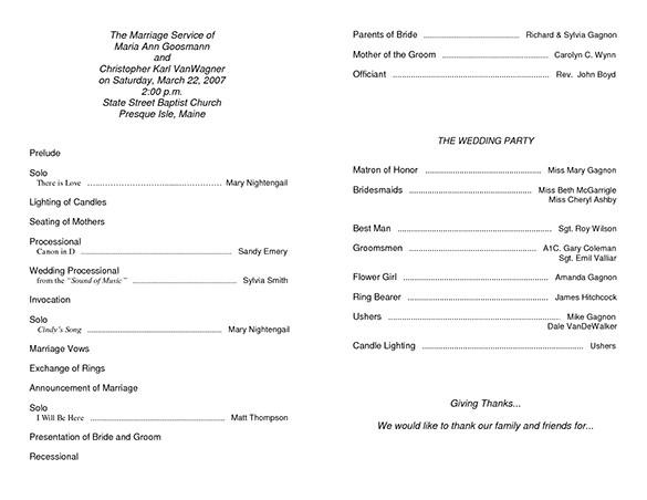 Wedding Processional order Template Wedding Ceremony Program Template 36 Word Pdf Psd