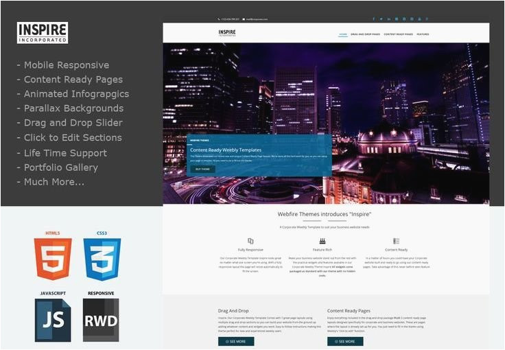 Weebly Drag and Drop Templates 69 Best Of Weebly Parallax Template Collections Moontrug