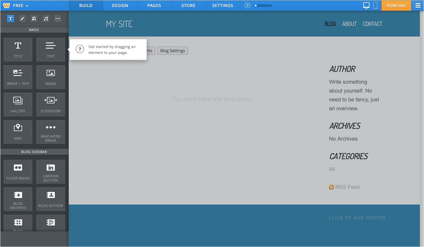 Weebly Drag and Drop Templates How to Design Drag and Drop Feature the User Friendly Way