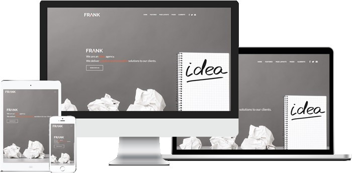 free responsive profeddional weebly template or templates