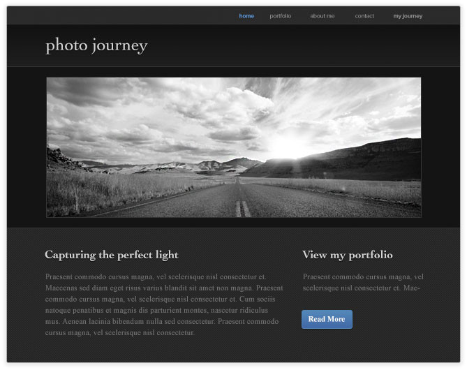 Weebly Templates for Photographers Weebly Features Sibername
