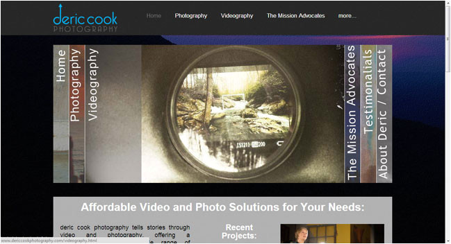 weebly for photographers