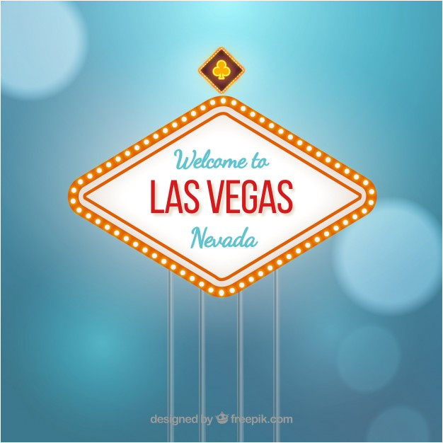 Welcome to Las Vegas Sign Template Las Vegas Sign Vector Vector Free Download