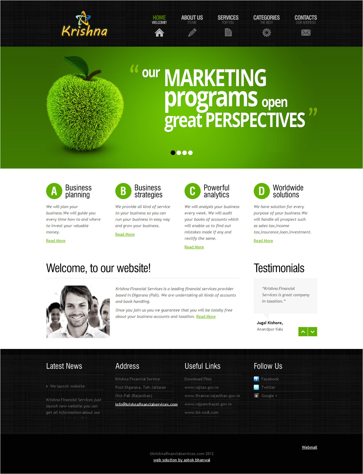 website templates 4934