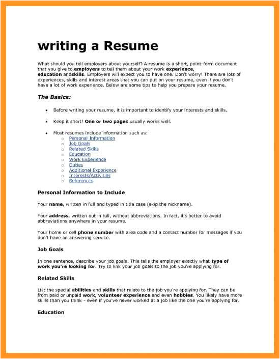 what should i put on a cover letter