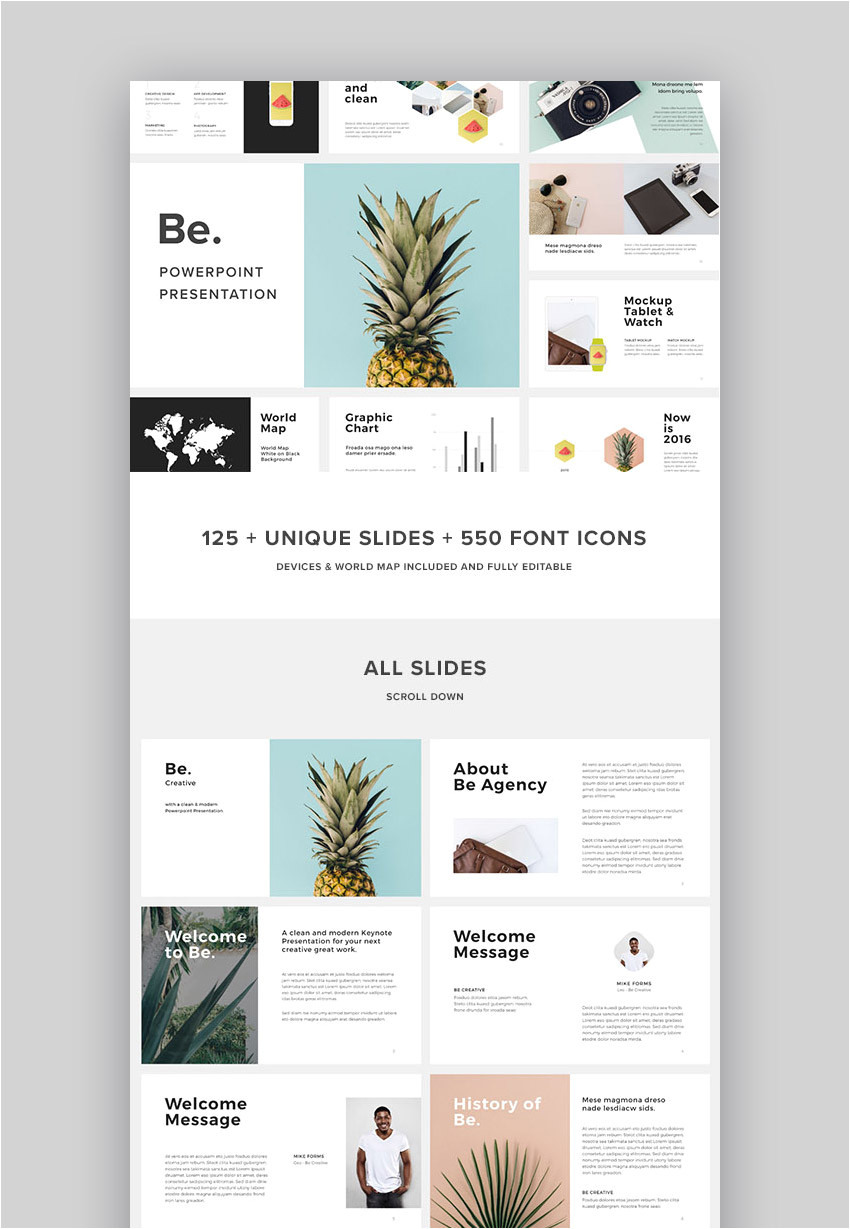 What is A Design Template In Powerpoint 17 Best Powerpoint Template Designs for 2017 Codeholder Net
