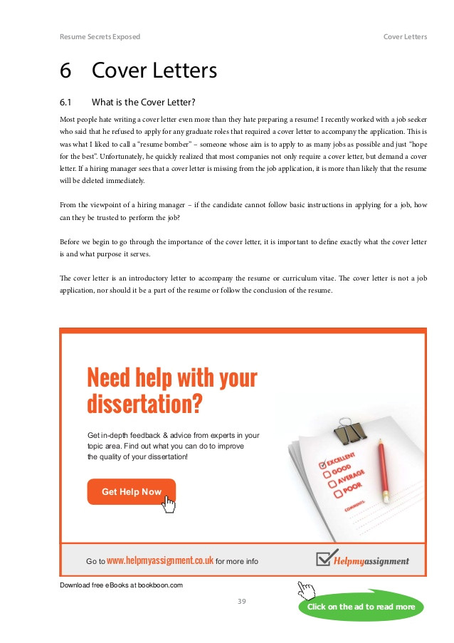 What is the Definition Of Cover Letter Define Cover Letter