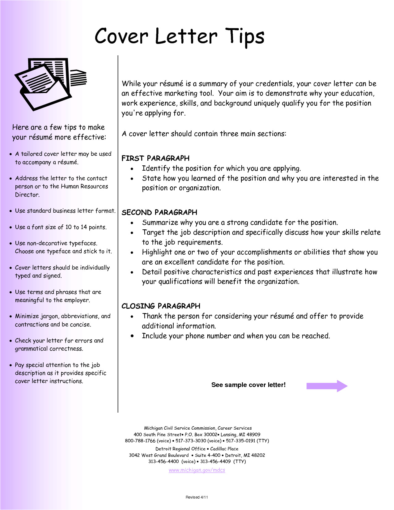 What is the Purpose Of A Good Cover Letter Resume Cover Letter Examples Resume Cv