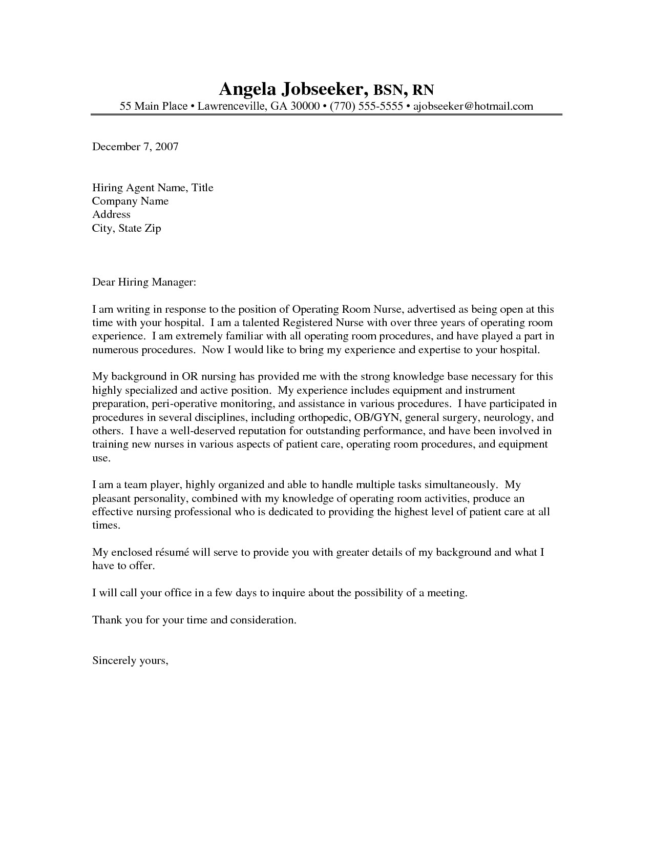 What Should Be In A Cover Letter for A Resume What Should Be Included In A Cover Letter for A Resume